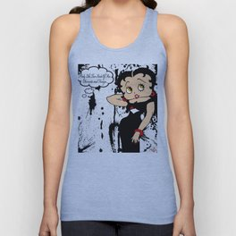BETTY Unisex Tank Top
