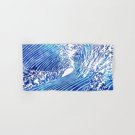 Blue Wave II Hand & Bath Towel