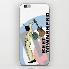 Beet Townshend iPhone & iPod Skin