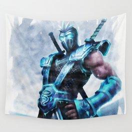 League of Legends FROZEN SHEN Wall Tapestry