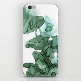 emerald II iPhone Skin