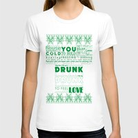drunk T-shirts featuring DRUNK by Insait Disseny