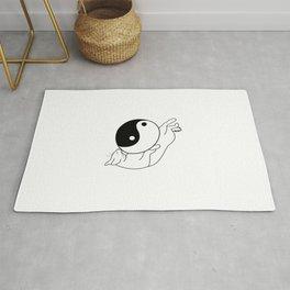 Zen Kitten Rug