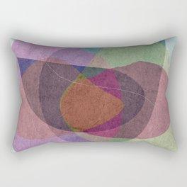 Pregnant Oyster III Rectangular Pillow