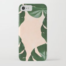 Tropical V4 #society6 #decor #buyart #lifestyle iPhone 7 Slim Case
