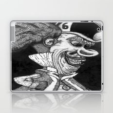 Mad Hatter HiDef Laptop & iPad Skin