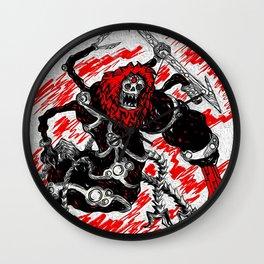 Calamity Ganon Wall Clock