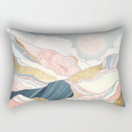 Spring Morning Rectangular Pillow