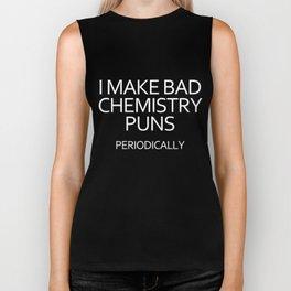 bad chemistry Biker Tank