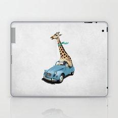Riding High! (Wordless) Laptop & iPad Skin