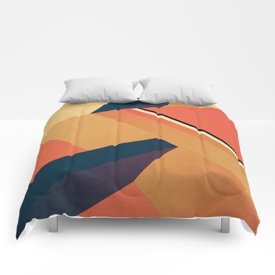Abstract #109 Comforters