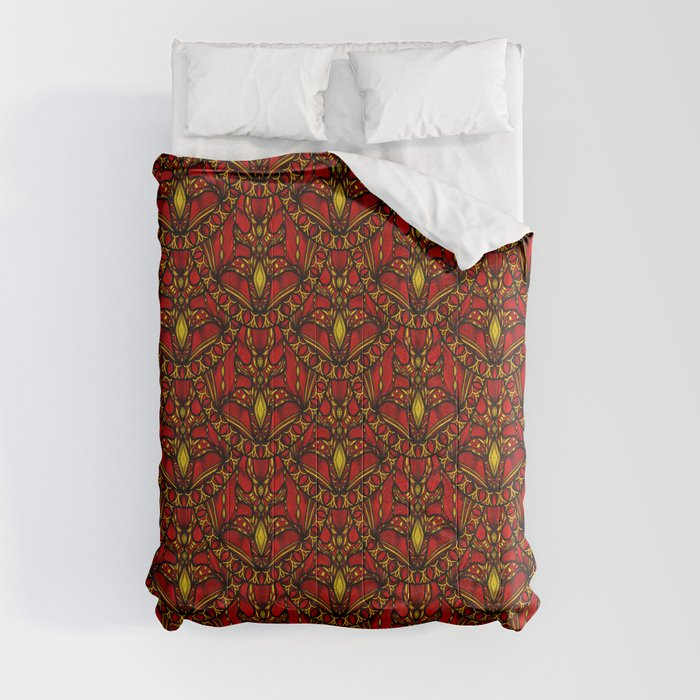 Regal Scales Comforters