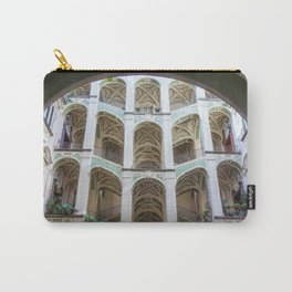 Palazzo Sanfelice, Naples, Italy Carry-All Pouch