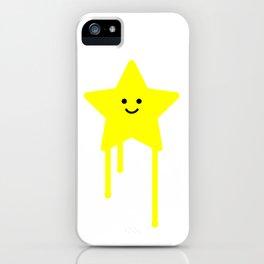 Happy star iPhone Case