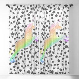 Unity Unicorn Sheer Curtain