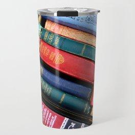 Books Travel Mug