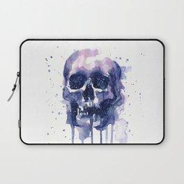 Galaxy Skull Laptop Sleeve