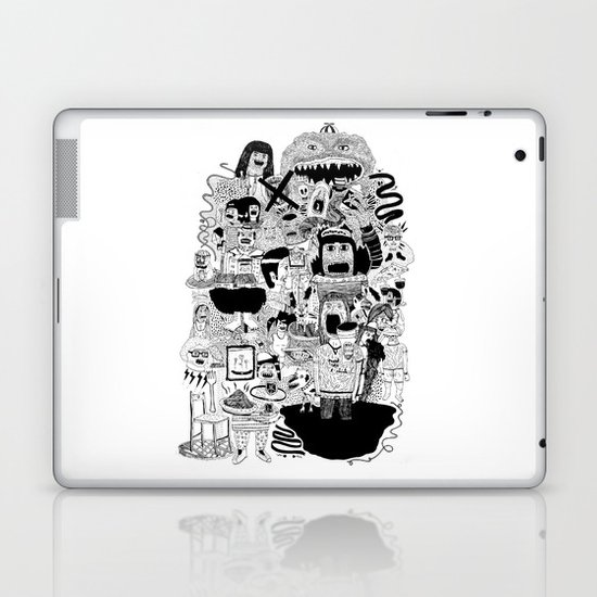 KIDS DOOM Laptop & iPad Skin