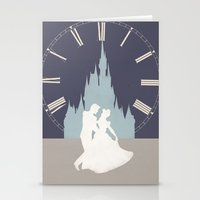cinderella Stationery Cards featuring Cinderella by magicblood