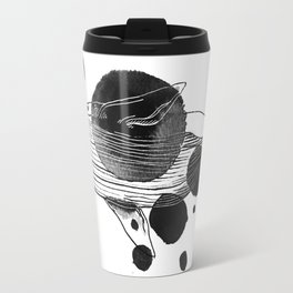 Whale Ink   Travel Mug