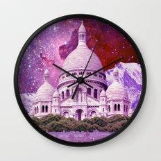 Hipsterland - Paris Wall Clock