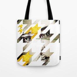 Maze Hound Tote Bag