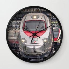 Italian Express Wall Clock