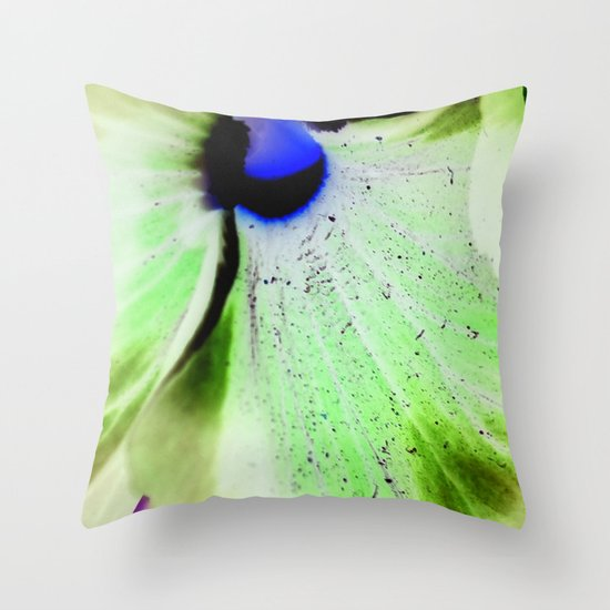 Anodic Throw Pillow
