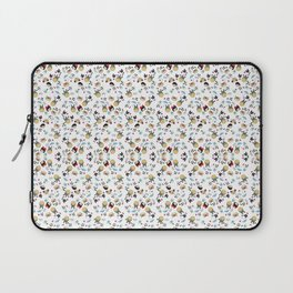 Totoro&SootSprites Laptop Sleeve