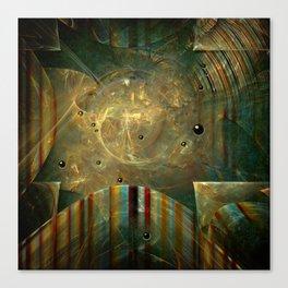 Abstractus Canvas Print