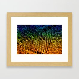 Entwined in Life Framed Art Print