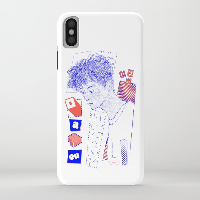 NCT DREAM MARK iPhone Case