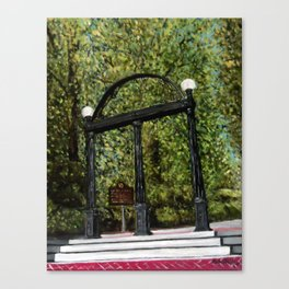 The Arch Canvas Print