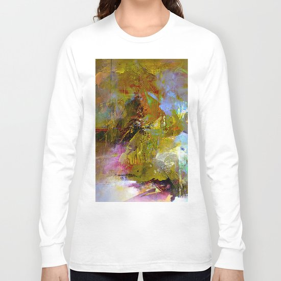 Faire abstraction 3 Long Sleeve T-shirt