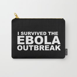 Ebola Carry-All Pouch