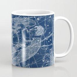 Virgo sky star map Coffee Mug