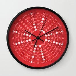 Prime Circle Wall Clock