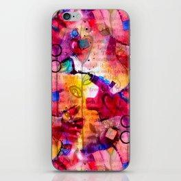 Dreaming Of Love iPhone Skin