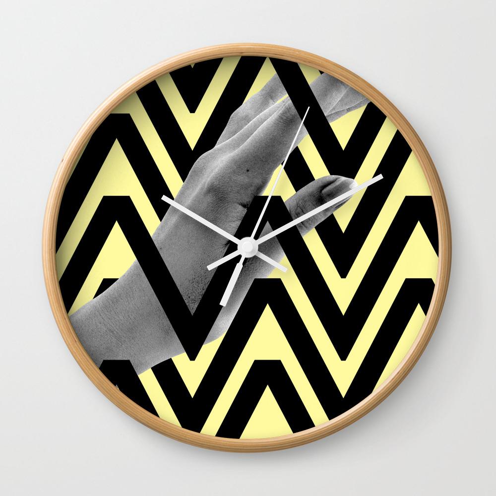 Caught Inside Wall Clock by Tylerspangler CLK8483624