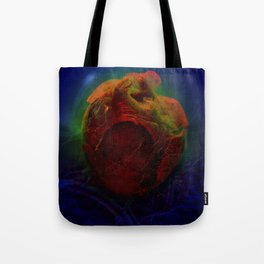 Heart of the Sea Tote Bag