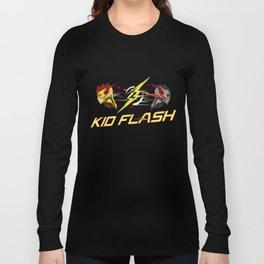 Kid Flash Long Sleeve T-shirt