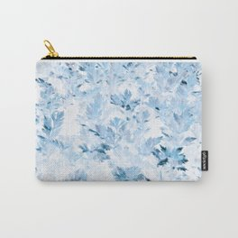Blue Parsley Foliage Carry-All Pouch