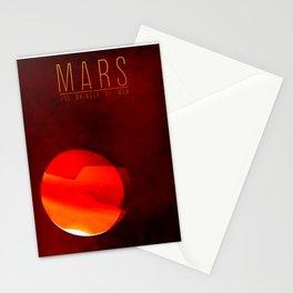 Mars - The Bringer of War Stationery Cards