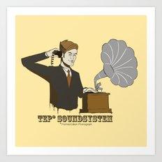 TEP Soundsystem* Art Print