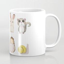 Mr. Squirrel & His Friends Coffee Mug