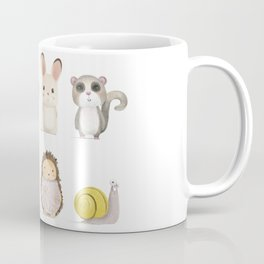 Mr. Squirrel & His Friends Coffee Mug