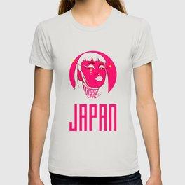Tokyo Woman Japan T-shirt