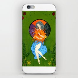 Sophie and Calcifer iPhone Skin