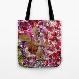 Citrine Petals Tote Bag