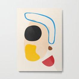 Abstract Shapes 57 Metal Print